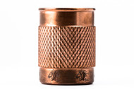 Hinderer Copper Double Shot Glass