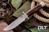 Boone Dark Curly Maple - #1
