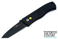 Pro-Tech Emerson CQC-7 - Limited Edition G9 - Black Handle - Black Blade