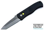 Pro-Tech Emerson CQC-7 - Limited Edition G9 - Black Handle - Smokey Grey Blade