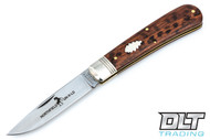 Great Eastern Northfield Un-X-LD - #74 Stalion - Single Blade - Factory Second - Snakewood - #1