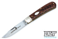 Great Eastern Northfield Un-X-LD - #74 Stalion - Single Blade - Factory Second - Snakewood - #2