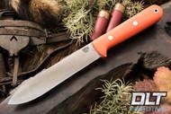 Kephart 4V - 5 Inch - Blaze Orange G-10