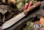 Kephart 4V - 5 Inch - Dark Curly Maple - #1