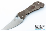 Spyderco Hundred Pacer