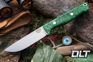 Gunny Elmax Emerald & Green Elder Burl - Rampless