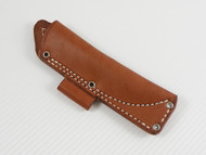Bushcraft D Sheath - Brown Right