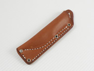 Bushcraft E Sheath - Brown Left