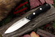 Canadian Special Black Canvas Micarta