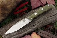 Canadian Special Green Canvas Micarta