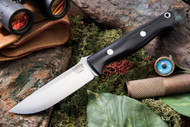 Gunny Elmax Black Canvas Micarta