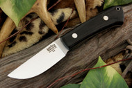 Woodland Black Canvas Micarta