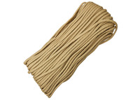 Desert Tan 550 Paracord - 100 Feet