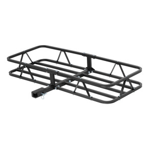 CURT Basket-Style Cargo Carrier #18145 Dimensions: 48 IN x 20 IN x 6 IN