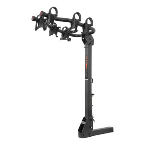 CURT Premium Hitch-Mounted Bike Rack #18063 Receiver Tube Size: 2 Tilt: Yes