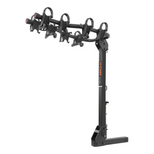 CURT Premium Hitch-Mounted Bike Rack #18064 Receiver Tube Size: 2 Tilt: Yes