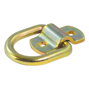 CURT Surface-Mounted Tie-Down D-Ring #83740