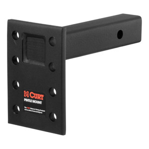 CURT Adjustable Pintle Mount #48325