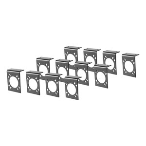 CURT Connector Socket Mounting Brackets #57205