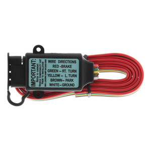 CURT Non-Powered 3-to-2-Wire Taillight Converter #55177