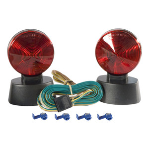 CURT Magnetic Towing Lights #53204