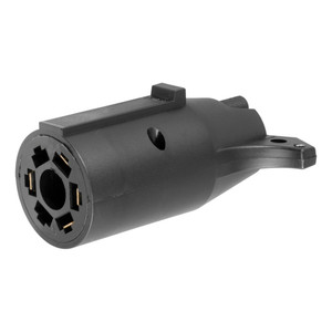 CURT 7-Way RV Blade Electrical Adapter #57241
