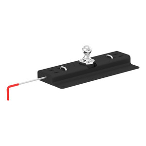 CURT Double Lock Gooseneck Hitch #60615