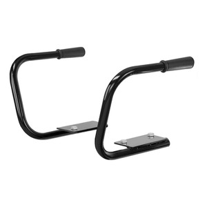 CURT Hitch-Mounted Winch Mount Handles #31005