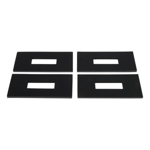 CURT 5th Wheel Rail Sound Dampening Pads #16901
