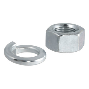 CURT Replacement Trailer Ball Nut & Washer #40103