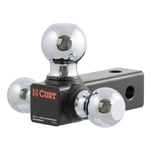 CURT Replacement Adjustable Tri-Ball Head #45800
