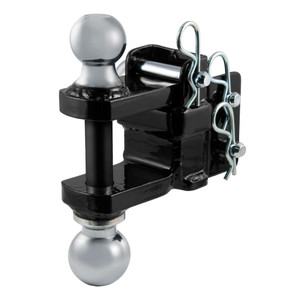 CURT Adjustable Multipurpose Ball Mount Head #45008