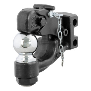 CURT Channel-Mount Ball & Pintle Combination #45922