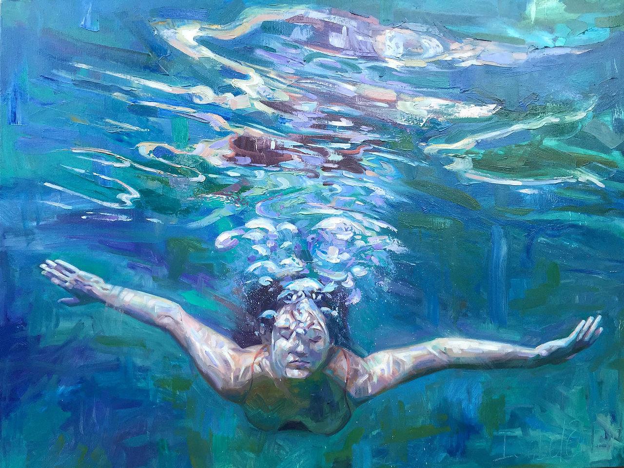 Swimming Under