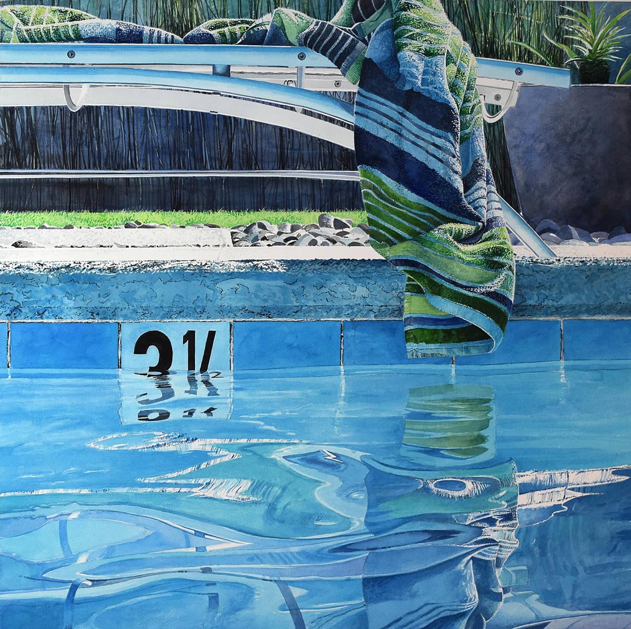 Poolside I