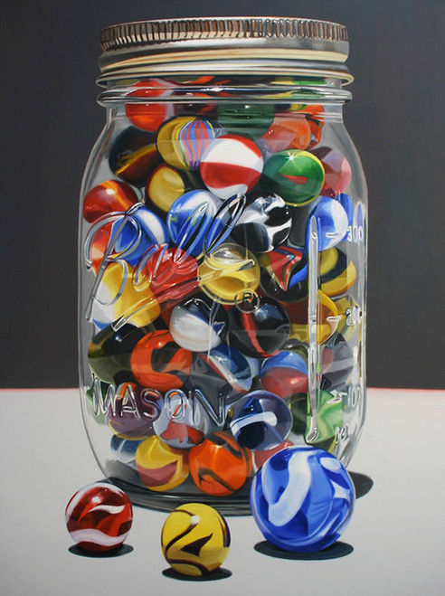 Marveled Marbles