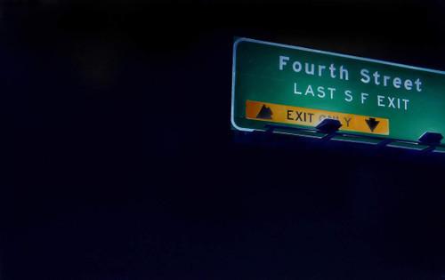 Last SF Exit