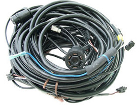 Wiring Harness for Electric Brakes (Non-Gooseneck)