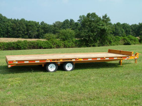 5-Ton Mini-Max Deckover Flatbed MP0518FE