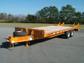 6-Ton Tandem-Axle Deckover Dovetail BP0621DE