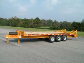 9-Ton Tri-Axle Deckover Dovetail CP0921DE