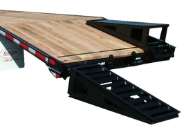 Deck-Level Ramps