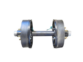 Mini- Max Axle Assembly