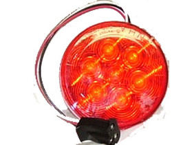Round LED Brake/Turn Signal Light