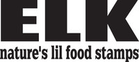 Elk Natures Lil Food Stamps Decal, HNT5-132 Sticker