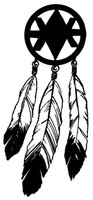 We Have Awesome Vinyl Dream Catcher Decals and Window Stickers