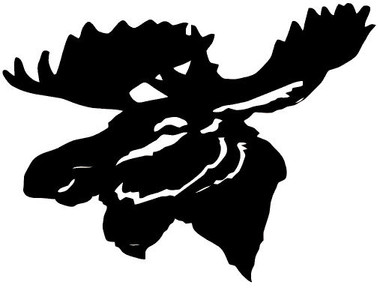 Moose Decals and Moose Hunting Stickers. Personalize any of our hunting decals with your choice of text, color and size.These are perfect for trucks, cars, windows, gun cabinets, 4-wheelers, boats, mailboxes or any clean semi-smooth surface. Show your passion for hunting. Free Shipping on all orders over $25.00