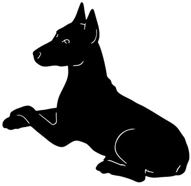 Miniature Pinscher Decals and Car Stickers. Personalize any of our decals with your choice of text, color and size. These stickers are great for trucks, cars, windows, gun cabinets, 4-wheelers, boats, mailboxes or any clean semi-smooth surface. Show your passion for your pet.