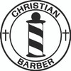 Christian Barber Decal/Sticker