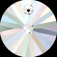 Swarovski Pendant 6428 - 12mm, Crystal Aurore Boreale (001 AB), 6pcs